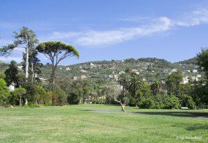 Il parco di Villa Gropallo