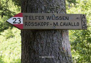 Sentiero 23