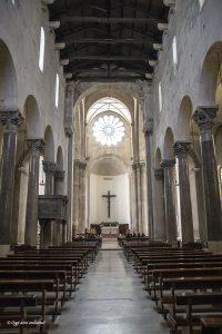 Interno Concattedrale di Santa MAria Assunta