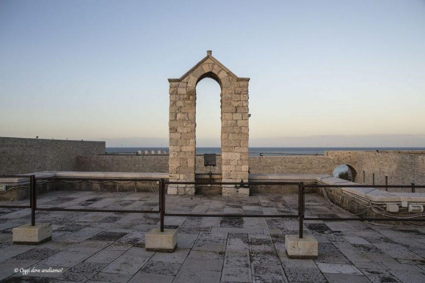 Bastioni Castello di Barletta