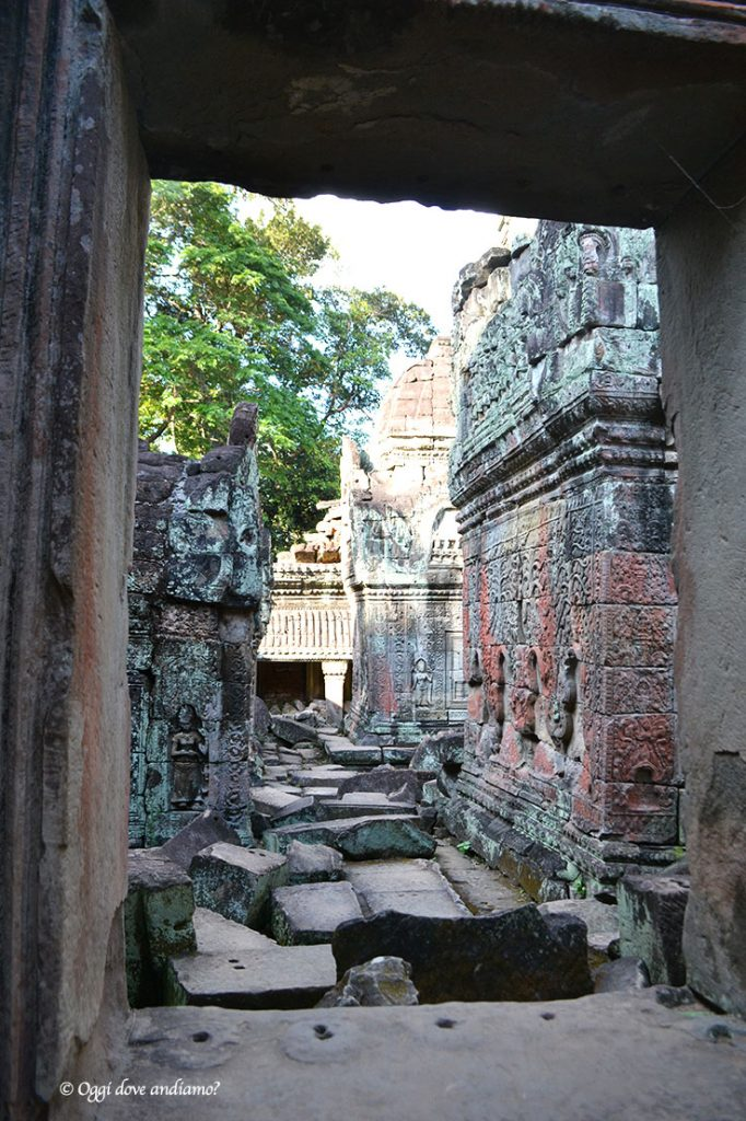 Tempio di Preah Khan