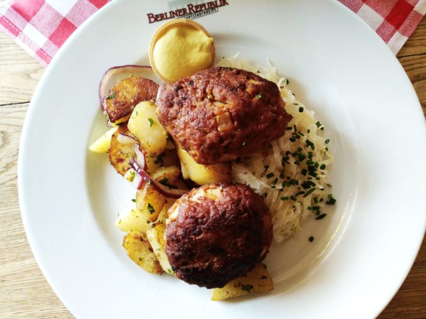 Cosa mangiare a Berlino, Buletten