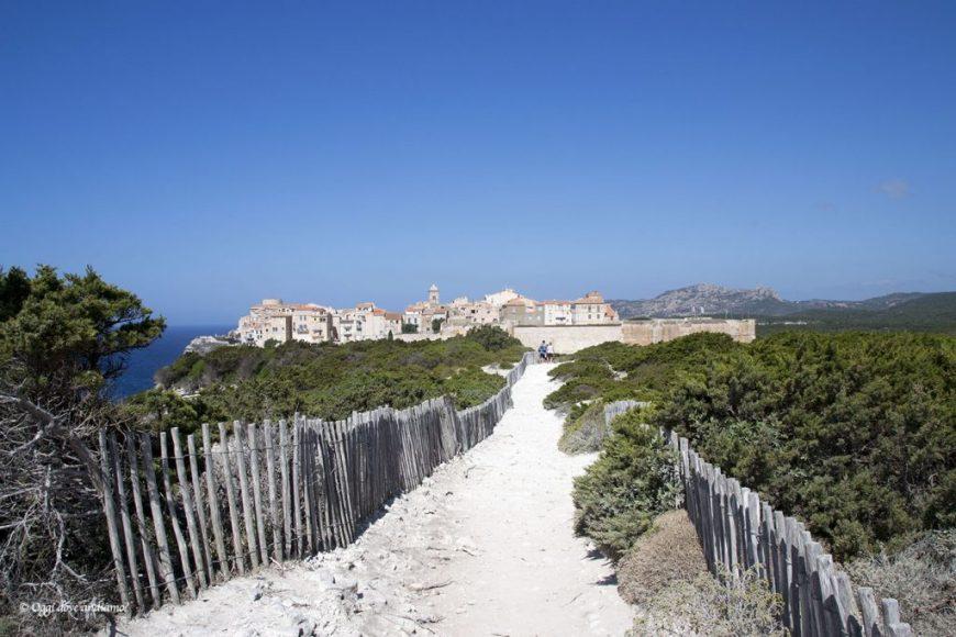 Corsica in moto - Bonifacio