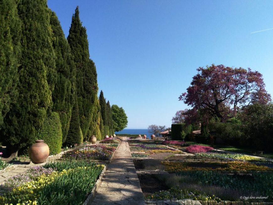 Giardino Botanico di Balchik