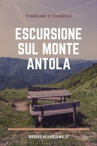 Escursione sul Monte Antola; itinerari e consigli