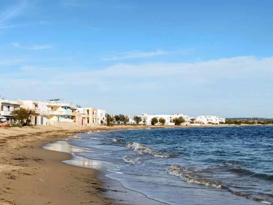 Spiaggia di Torre Pali - Salve