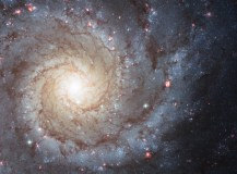 Hubble image of M74 (Nasa)