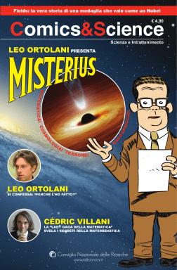COMICS&SCIENCE_copertina
