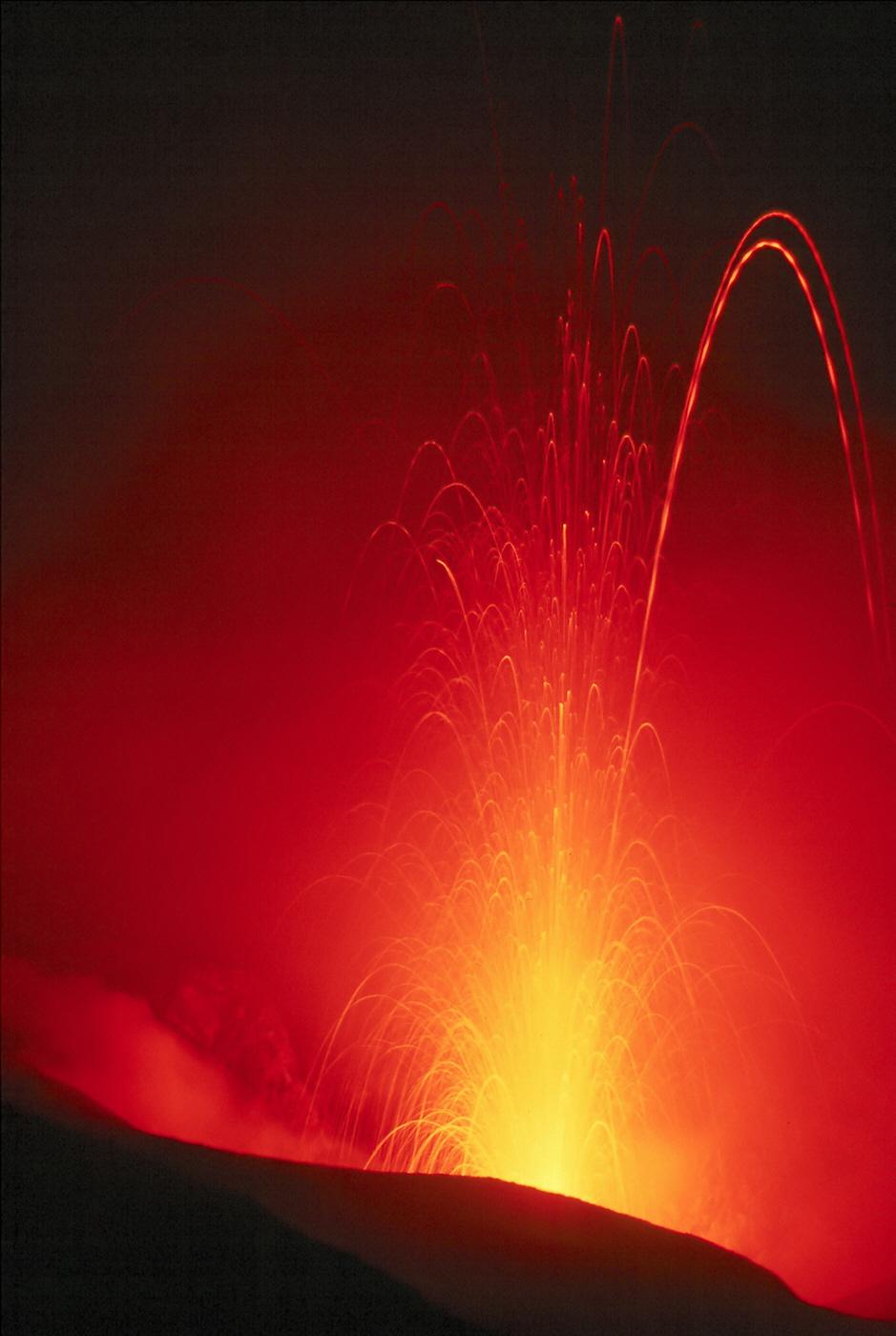 Le teorie sui vulcani? Da rivedere