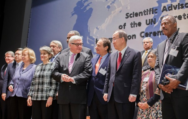 UN scientists