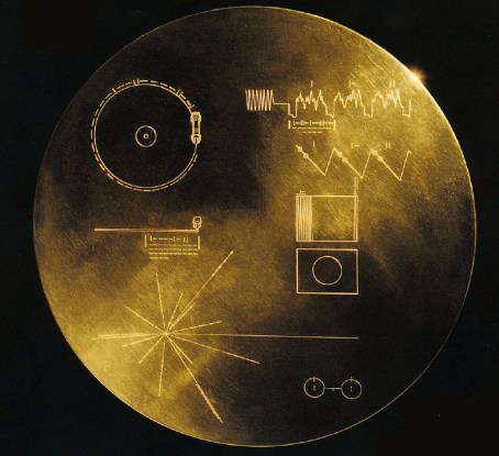 6. Voyager Golden Record