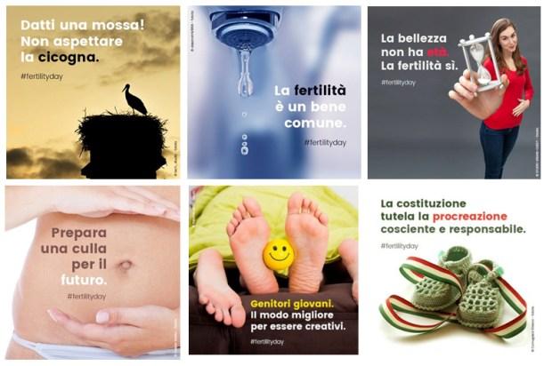 campagna fertility day ministero salute