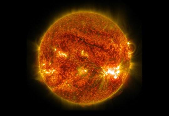 Sole pigro: meno attive altre stelle