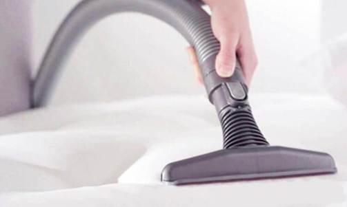 吸塵器清潔床墊