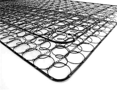 連結式彈簧床