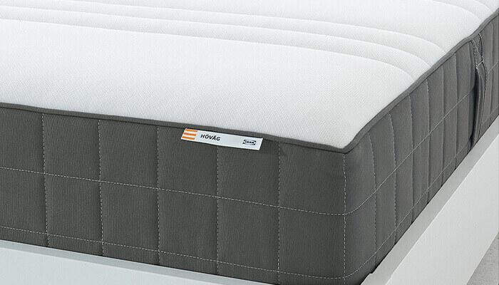 ikea是歐洲瑞典常見的床墊品牌