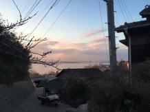 家からの見た風景