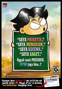 #13 presiden