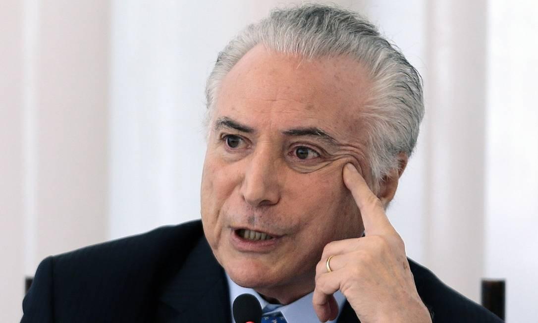 Temer Veta Refis De Micro E Pequenas Empresas  Jornal O Globo