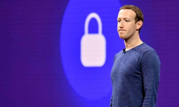 Fortune of Facebook CEO Mark Zuckerberg Reaches $123 Billion Photo: JOSH EDELSON / AFP