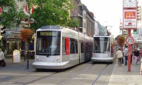 Alemanha propõe transporte público gratuito para combater poluição - Jornal  O Globo