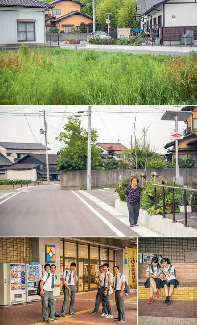 Aos poucos, as cidades da província de Fukushima, como Soma, voltam à normalidade, apesar de 62 mil pessoas ainda estarem afastadas de suas casas por causa da contaminação de algumas áreas Foto: Bárbara Lopes / Agência O Globo