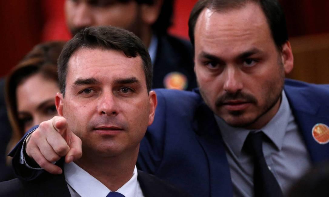 xflavio carlos.jpg.pagespeed.ic.lSBckHtOJW - Crise entre Bolsonaro e PSL expõe divergências entre filhos do presidente