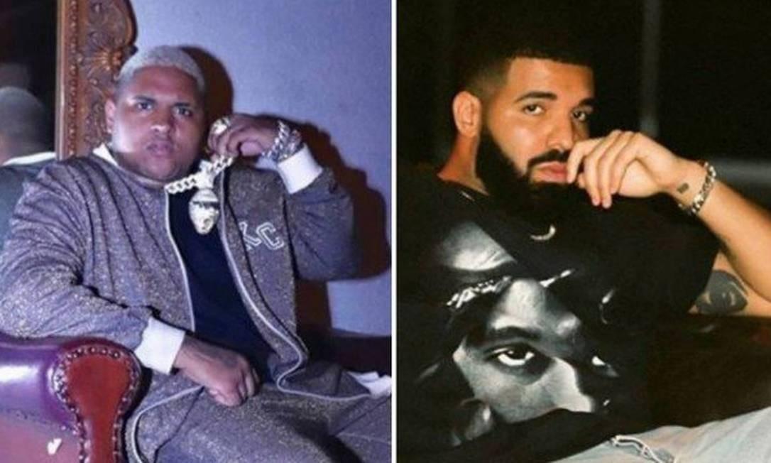 Drake grava versão em inglês de 'Ela é do tipo', de Kevin O Chris