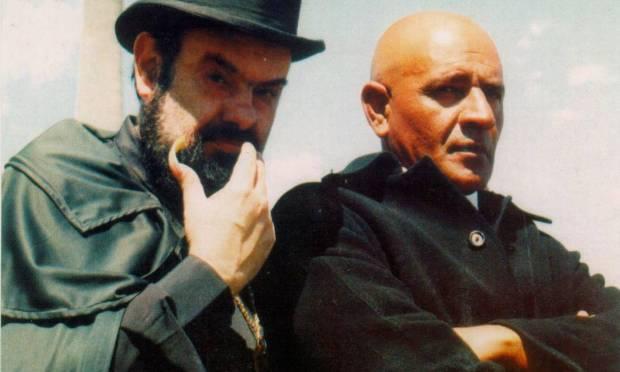 "Zé do Caixão in a scene from the movie ""Wild Torture""  (2001) Photo: Disclosure"