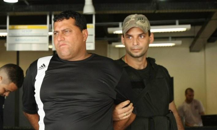 Kadá usava a mulher para mandar ordens aos subordinados Foto: Marcelo Franco/20-9-2009 / Agência O Globo