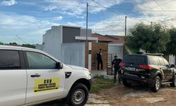 A operação Alquimia, no interior da Paraíba, foi a primeira envolvendo a resposta ao novo coronavírus Foto: GAECO/MPPB
