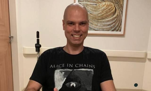 Bruno Covas, em outubro de 2019, começou batalha contra um câncer no aparelho digestivo, com metástase no fígado e lesões no sistema linfático. A doença segue controlada, com tratamento imunoterápico contínuo Foto: Reprodução / Redes Sociais - 09/12/2019