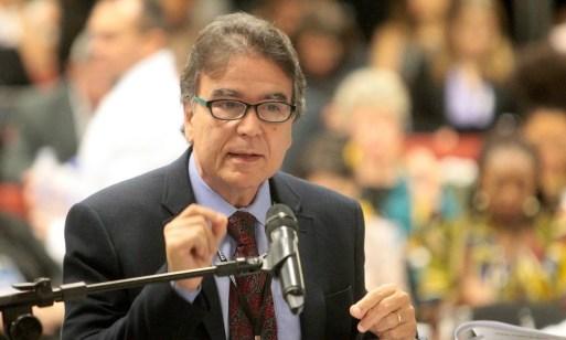 O ex-ministro José Gomes Temporão Foto: Divulgação