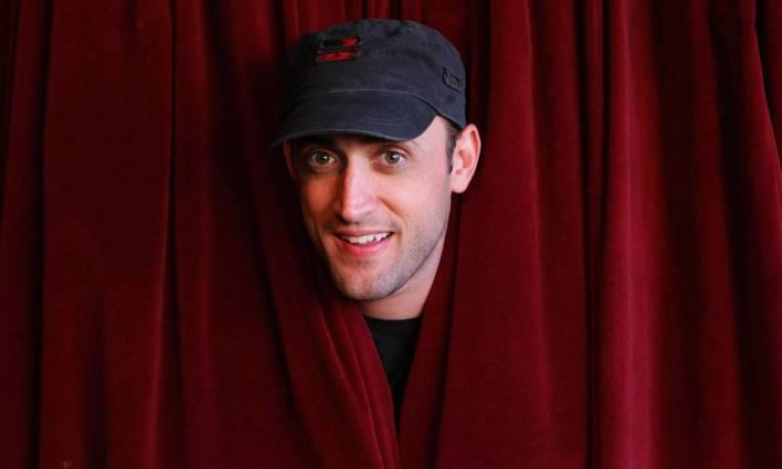 """O ator Paulo Gustavo em 2008, quando estorou com o espetáculo """"Minha mãe é uma peça"""" nos palcos Foto: Gustavo Stephan / Agência O Globo"""