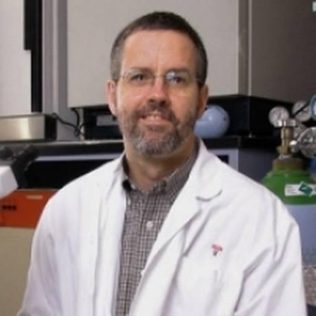Brian Ward, pesquisador da Universidade McGill, no Canadá, e membro da empresa farmacêutica Medicago Foto: Divulgação