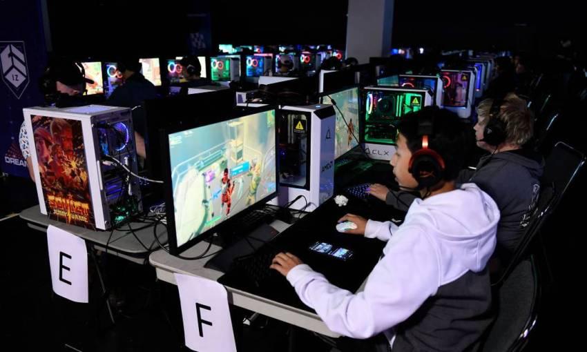 Gamers serão beneficiados com a velocidade de transmissão de dados Foto: Kevork Djansezian / Getty Images