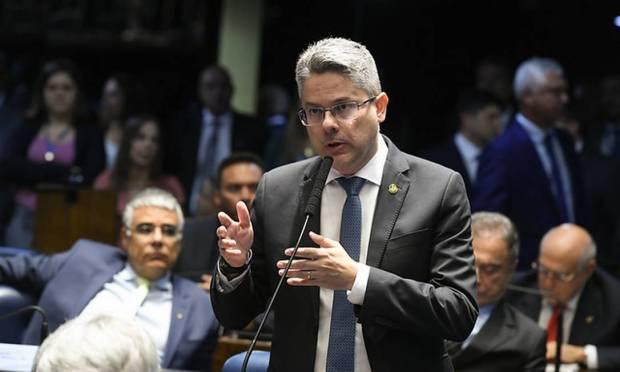 Senator Alessandro Vieira (Cidadania-SE) launched his pre-candidacy in the party.  Photo: Roque de Sá/Senate Agency 11/19/2019