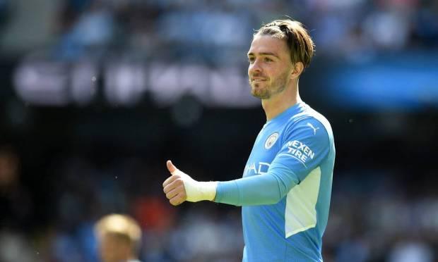 Jack Grealish (Aston Villa to Manchester City, €117.5 million) Photo: OLI SCARFF / AFP