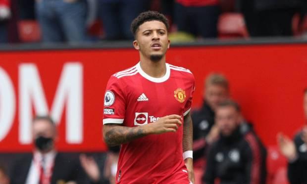 Jadon Sancho (Borussia Dortmund to Manchester United, €85m) Photo: ADRIAN DENNIS / AFP