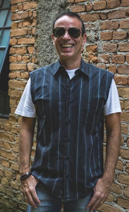 Dudu Braga fez o pai Roberto Carlos voltar aos velhos tempos em DVD da banda RC na Veia Foto: Reprodução