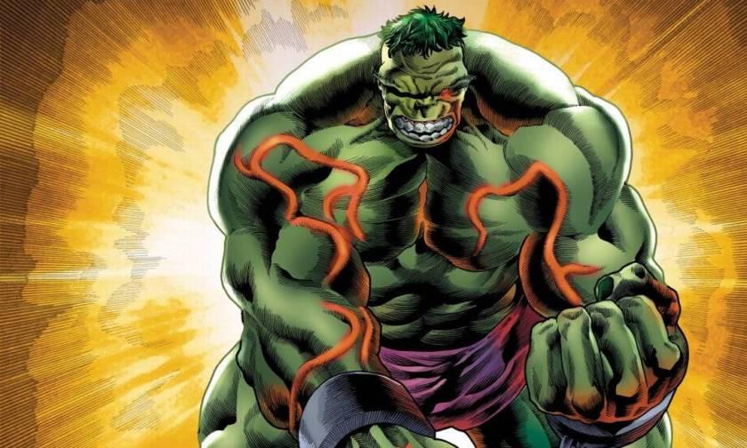 "Cover of ""The Immortal Hulk"" (in Brazil, ""The Immortal Hulk"") designed by Joe Bennett Photo: Reproduction"