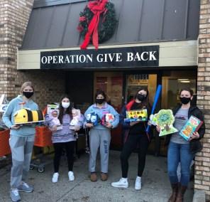 Operation Give Back