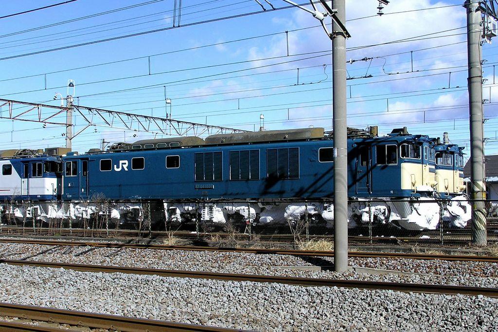 OGI鉄道撮影日誌~EF64-1000ギャラリー~惜別・・・1040號機