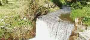 Brvnara na rijeci Maljevi