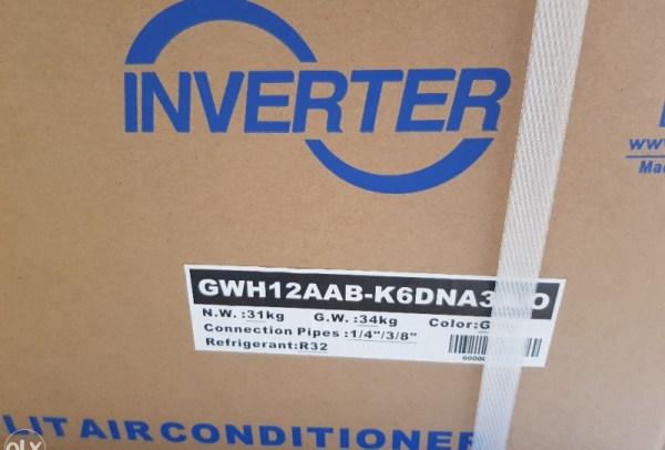 AKCIJA- 1000 KM – Gree Bora Wi-Fi klima inverter sa ugradnjomElekektromont Banja Luka 065 566 141