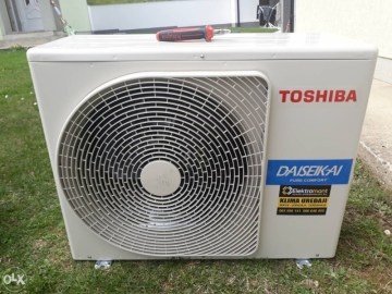 AKCIJA–Klima uređaji TOSHIBA Mirai INVERTER Elektromont Banja Luka 065/566-141