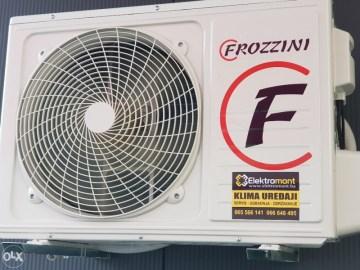 AKCIJA-NOVI MODEL 2019 Frozzini klima sa ugradnjom Elektromont Banja Luka 065 566 141