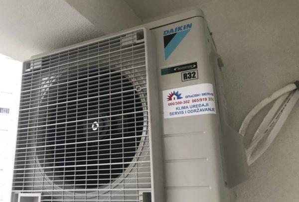 Daikin inverter klima Banjaluka 066 300 302