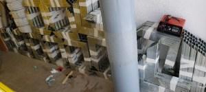 Nosači za klima uređaje pocinčani 12,18 i 24 Banja Luka 065 566 141
