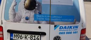AKCIJA !!! Daikin Sensira FTXF50A/RXF50A 5,0kw Elektromont Banja Luka 065 566 141 Ovlašteni servis,prodaja i montaža klima Daikin u BiH